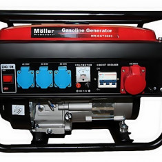 Generator curent - Generator Moller MR/GGT 3003