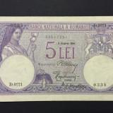 5 LEI 1916 rară