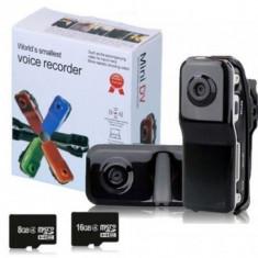 Gadget - Camera video spion Mini DV Voice Recorde