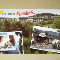Pitoresc - bicicleta - turism - Germania - 2+1 gratis - RBK16050 - Carte postala tematica, Circulata, Fotografie