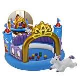 Castel gonflabil pentru fetite Intex 48669