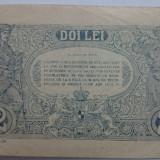Bacnota 2 lei 1915