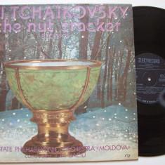 Disc vinil P. I. CEAIKOVSKI - Spargatorul de nuci - selectiuni (ST - ECE 02607) - Muzica Clasica electrecord