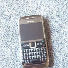Nokia E71 original stare impecabila, original, neumblat in el, lif!! PRET:400lei - Telefon mobil Nokia E71, Negru, Neblocat