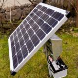 Sistem gard electric cu panou solar de 40W Garanție 2 ani + Factură