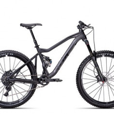 Biciclete Full Suspension CTM Scroll Pro X1, 2016, cadru MD, negru mat / negru Cod Produs: 035.02 - Mountain Bike