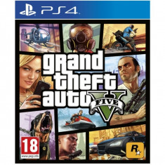 Pe comanda Grand Theft Auto V 5 GTA PS4 Xbox one - Jocuri PS4, Role playing, Toate varstele, Single player