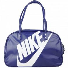 Geanta Adidas Nike Heritage Shoulder Bag - Originala - Dim. - L44 x H28 x D19 cm - Geanta Dama Nike, Culoare: Din imagine, Marime: Mare, Geanta de umar