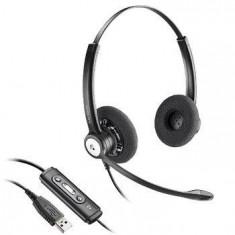Casti cu microfon Plantronics Blackwire C620 M