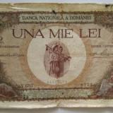 Regatul Romaniei - 1000 Lei 28-04-1939