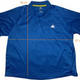 Tricou ADIDAS calitativ ClimaLite (2XL sub 180 cm) cod-171869 - Tricou barbati Adidas, Marime: XXL, Culoare: Din imagine, Maneca scurta