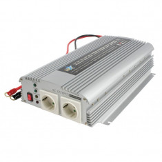 Invertor tensiune HQ, 1000 W, 12-230 V - Invertor curent
