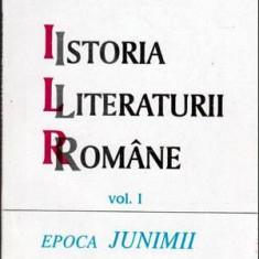 Istoria Literaturii Romane vol.I-II - Autor(i): Doru Scarlatescu - Studiu literar