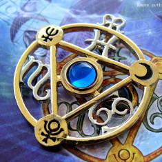 Pandantiv Talismanul elementelor - Zodii de Apă - Pandantiv fashion