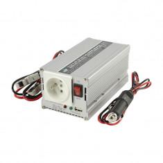 Invertor tensiune HQ, 300 W, 24-230 V, USB - Invertor Auto