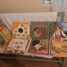 Discuri de vinilin cu muzica:clasica, retro, usoara si populara veche.0755309739