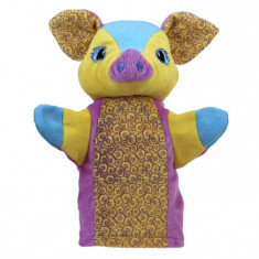 A Doua Mea Papusa De Mana - Purcelus - The Puppet Company