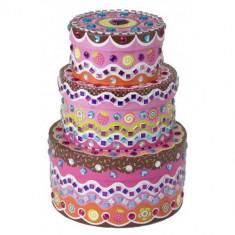 Set de 3 Cutii pentru Bijuterii Alex Toys