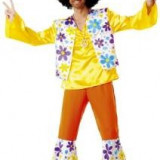 Costum adult Flower Power, mar 48-50