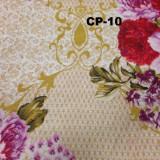 Cuvertura colorata pentru pat