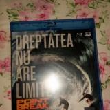 POINT BREAK Blu-Ray 3D - Original - Desigilat - Film SF Altele, Romana