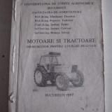 MOTOARE SI TRACTOARE, 1997