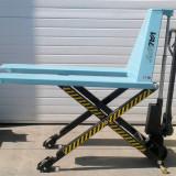 Transpalet manual tip foarfeca - Scule ajutatoare Service