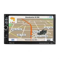 Navigatie GPS si Player VIDEO 7inch HD COD: 7020G, 7 inch, Redare audio: 1, Touch-screen display: 1, Telecomanda: 1, Memorie extensibila: 1