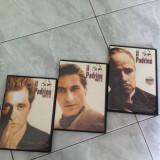 """Colectie FILM """"il padrino"""" compusa din 3 DVD - Film Colectie Altele, Engleza"""