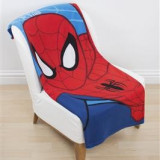 Patura Ultimate Spider Man City - Lenjerie de pat