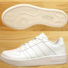 Adidasi Originali Adidas Team Court, Autentici, Noi, Marime 46 - Adidasi pentru Tenis