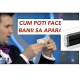 Masina de facut bani /Imprimanta bani Magicianul Robert Tudor Just for fun
