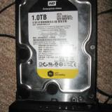Hard Disk Western Digital calculator /supraveghere WD RE4 de 1 tb /wd black, 1-1.9 TB, Rotatii: 7200, SATA 3, 64 MB