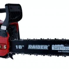 Raider Motofierastrau RD-GCS15, pe benzina, cu lant, 450 mm (18