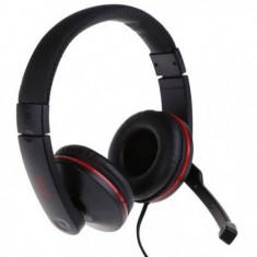 Casti Somic Over-Head Salar A500 Black - Casti PC
