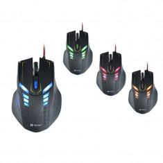 Mouse Tracer Optical Battle Heroes Target Black