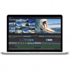 Laptop Apple MacBook Pro 15 15.4 inch Retina Intel Core i7 2.5 GHz 16GB DDR3 512GB SSD AMD Radeon M370X 2GB Mac OS X Yosemite INT Keyboard - Laptop Macbook Pro Retina Apple, 15 inches