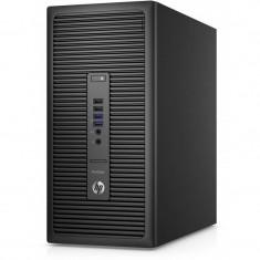 Sistem desktop HP ProDesk 600 G2 MT Intel Core i3-6100 4GB DDR4 1TB HDD Windows 10 Pro downgrade la Windows 7 Pro Black - Sisteme desktop fara monitor