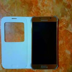 Telefonul Samsung s6 nou cu garanție - Telefon mobil Samsung Galaxy S6, Auriu, 32GB, Neblocat