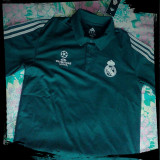 Tricou original Adidas Real Madrid Official, marimea M ! - Tricou barbati, Marime: M, Culoare: Verde, Maneca scurta, Poliester