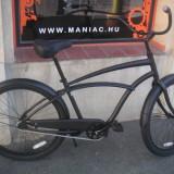 Bicicleta - Bicicleta Dama, 19 inch, 26 inch, Numar viteze: 3