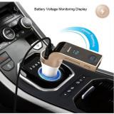 Car Kit auto Bluetooth wireless modulator FM Handsfree Usb Mp3 player - HandsFree Car Kit
