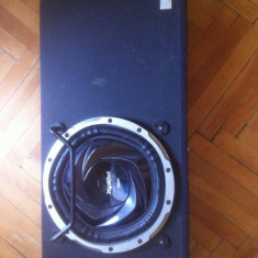 Subwoofer sonyxplod XS-LB12S cu amplificator - Subwoofer auto