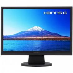 Monitor 22 inch LCD HANNS.G Hi221D, Black, Garantie pe Viata