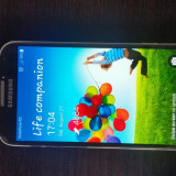 Samsung Galaxy S4 i9505 - Telefon mobil Samsung Galaxy S4, Albastru, 16GB, Neblocat, Single SIM