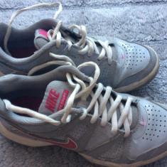 Adidas fete Nike - Adidasi copii Nike, Marime: 35.5, Culoare: Gri