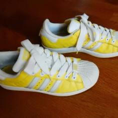 Adidas Adidas ADICOLOR Y5 Yellow Senses; marime 42 (26.5 cm talpic); impecabili - Adidasi barbati, Culoare: Din imagine