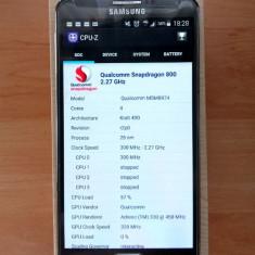 Samsung Galaxy Note 3 SM - N9005 32 GB Black / Negru Cutie + Accesorii - Telefon mobil Samsung Galaxy Note 3, Neblocat, Single SIM
