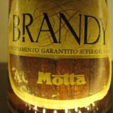 brandy motta, multi 5 ani  -cl 75  gr 41 sticla ani 60