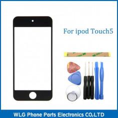 Touchscreen touch screen Digitizer APPLE IPOD TOUCH 5 Geam Sticla NOU ORIGINAL ! - Touchscreen telefon mobil